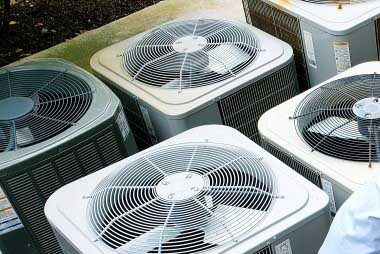 photo of air condition units